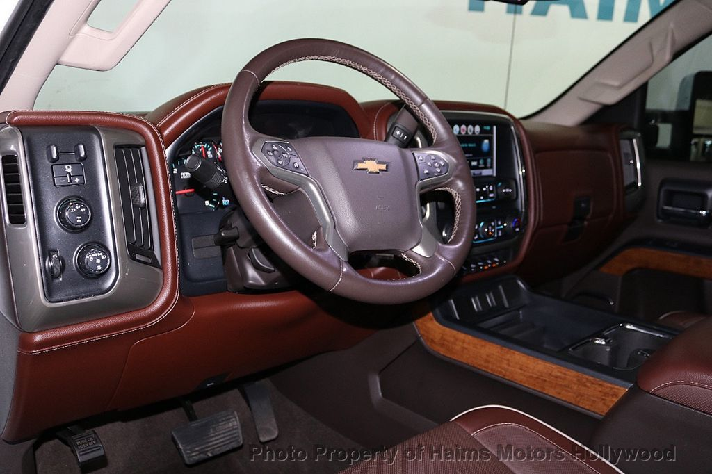 2016 Chevrolet Silverado 3500HD HIGH COUNTRY - 18534911 - 21