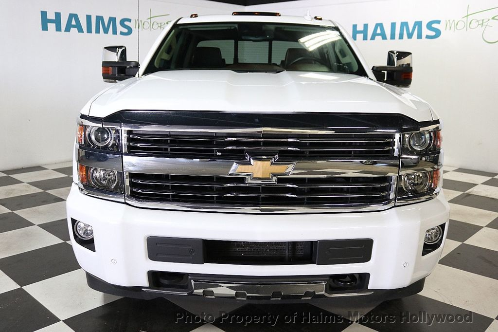 2016 Chevrolet Silverado 3500HD HIGH COUNTRY - 18534911 - 2