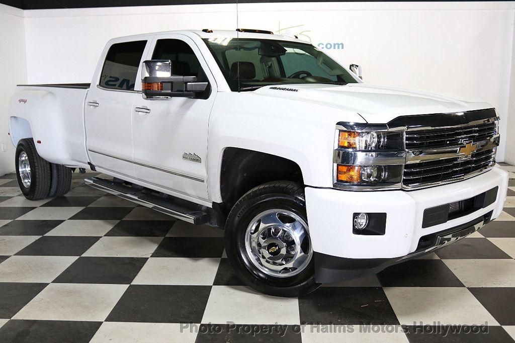 2016 Chevrolet Silverado 3500HD HIGH COUNTRY - 18534911 - 3