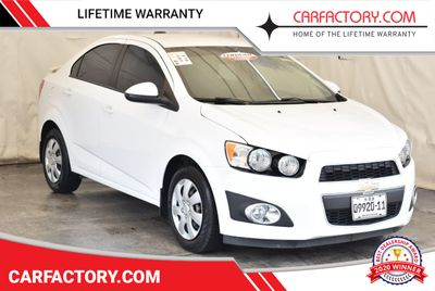 2016 Chevrolet Sonic 4dr Sedan Automatic LS