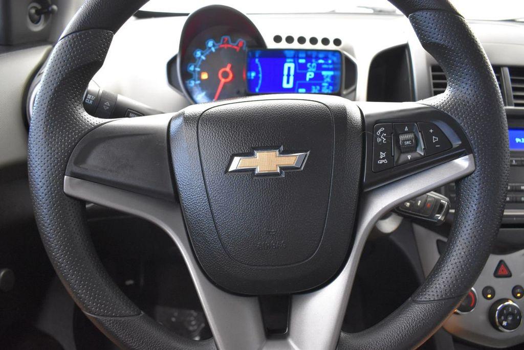 2016 Chevrolet Sonic 4dr Sedan Automatic LS - 17875124 - 17