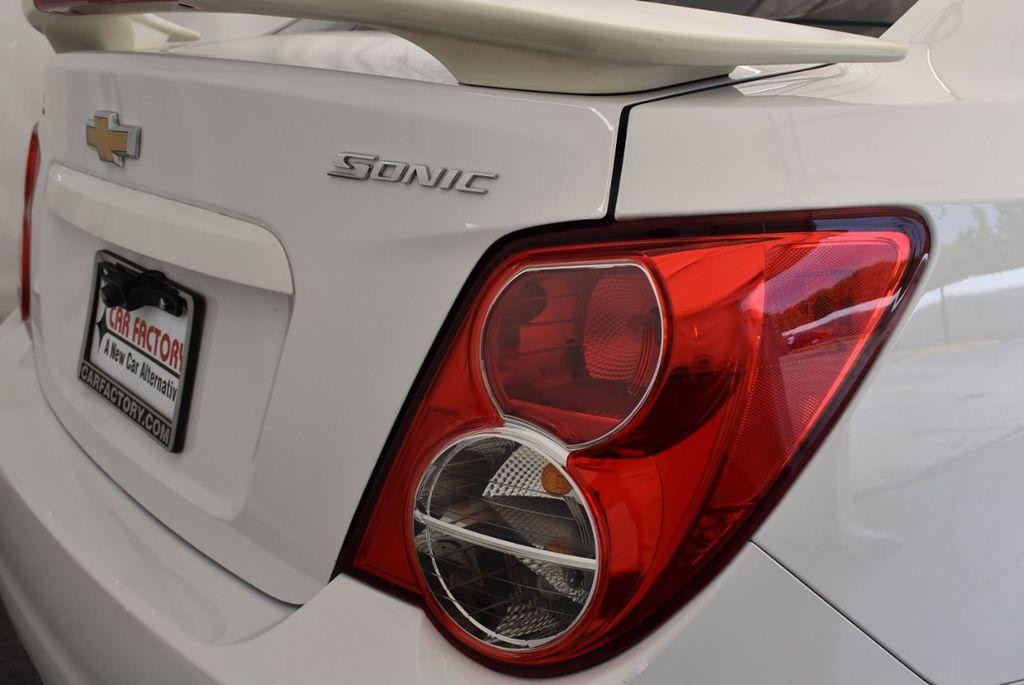 2016 Chevrolet Sonic 4dr Sedan Automatic LS - 17875124 - 1