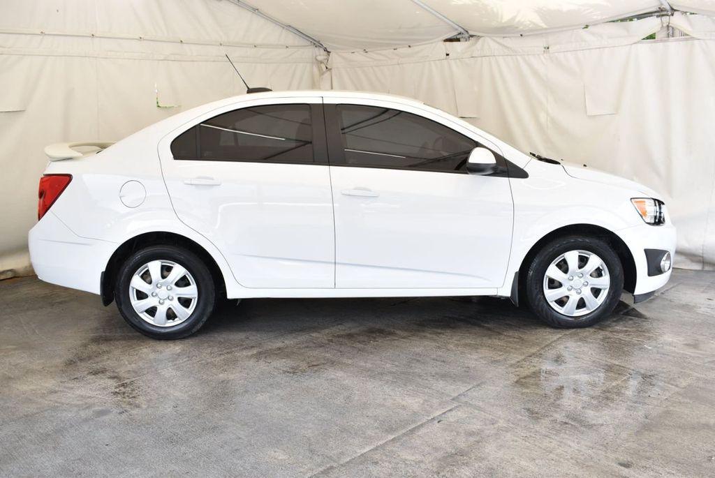 2016 Chevrolet Sonic 4dr Sedan Automatic LS - 17875124 - 2