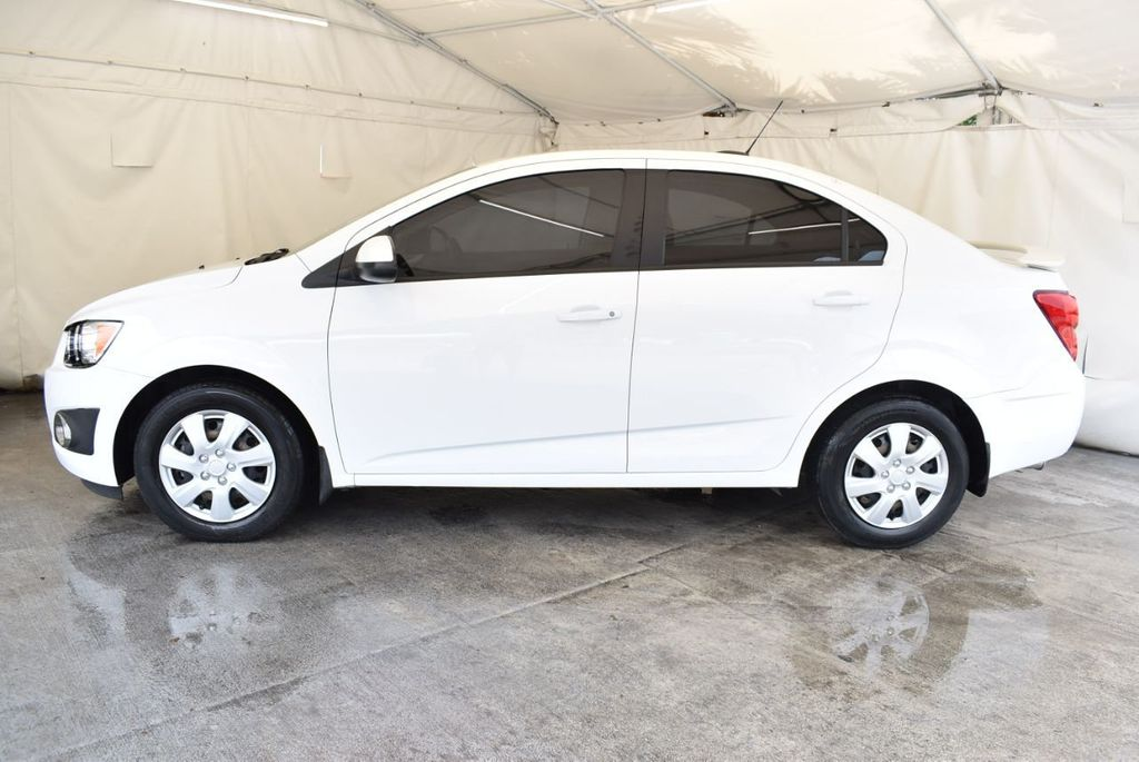 2016 Chevrolet Sonic 4dr Sedan Automatic LS - 17875124 - 4