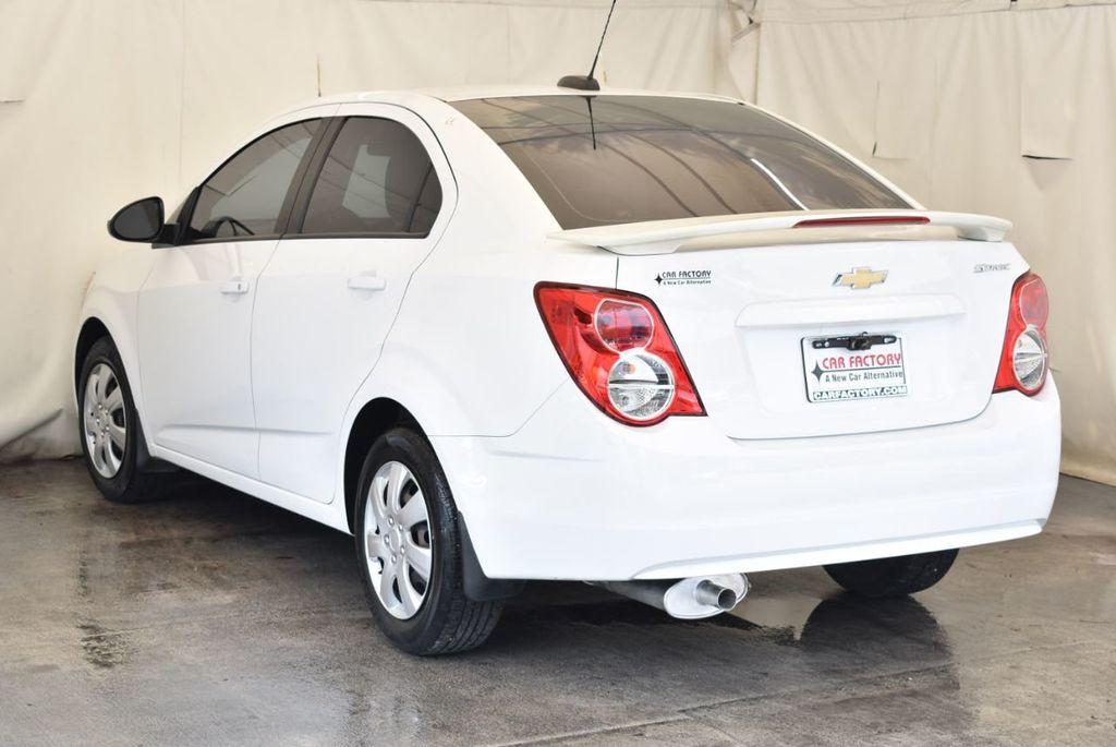 2016 Chevrolet Sonic 4dr Sedan Automatic LS - 17875124 - 5