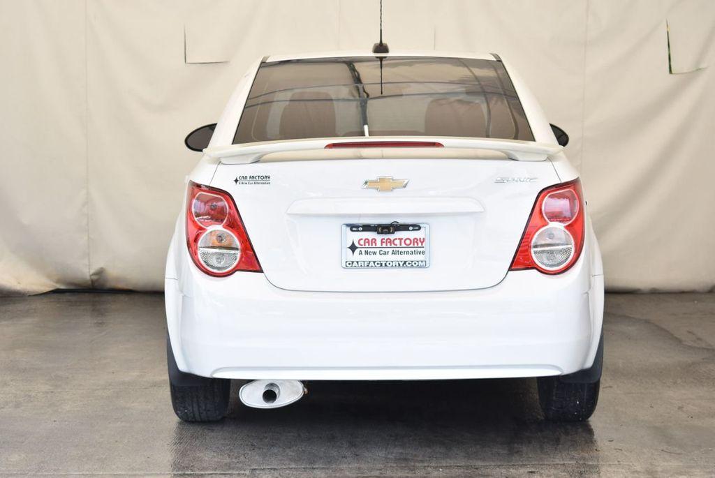 2016 Chevrolet Sonic 4dr Sedan Automatic LS - 17875124 - 7