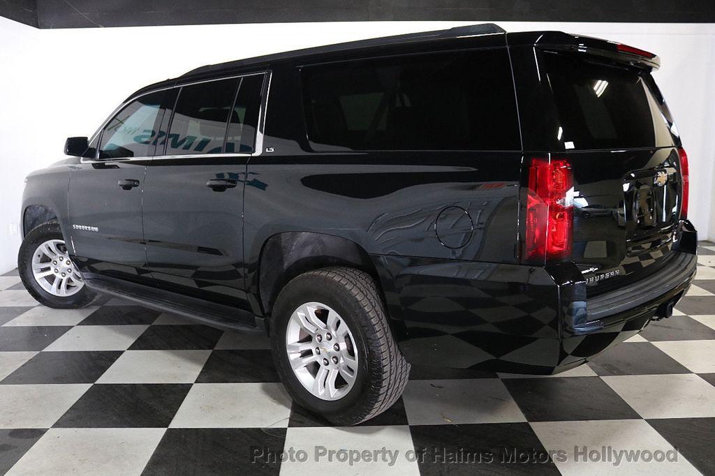 2016 Chevrolet Suburban 2WD 4dr 1500 LS - 18505311 - 4