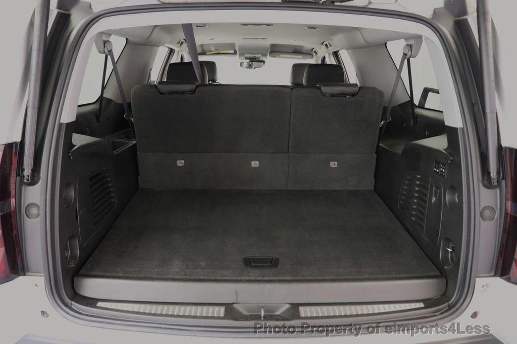2016 Chevrolet Suburban CERTIFIED SUBURBAN LT V8 4WD 3RD ROW REAR CROSS TRAFFIC - 18373067 - 23