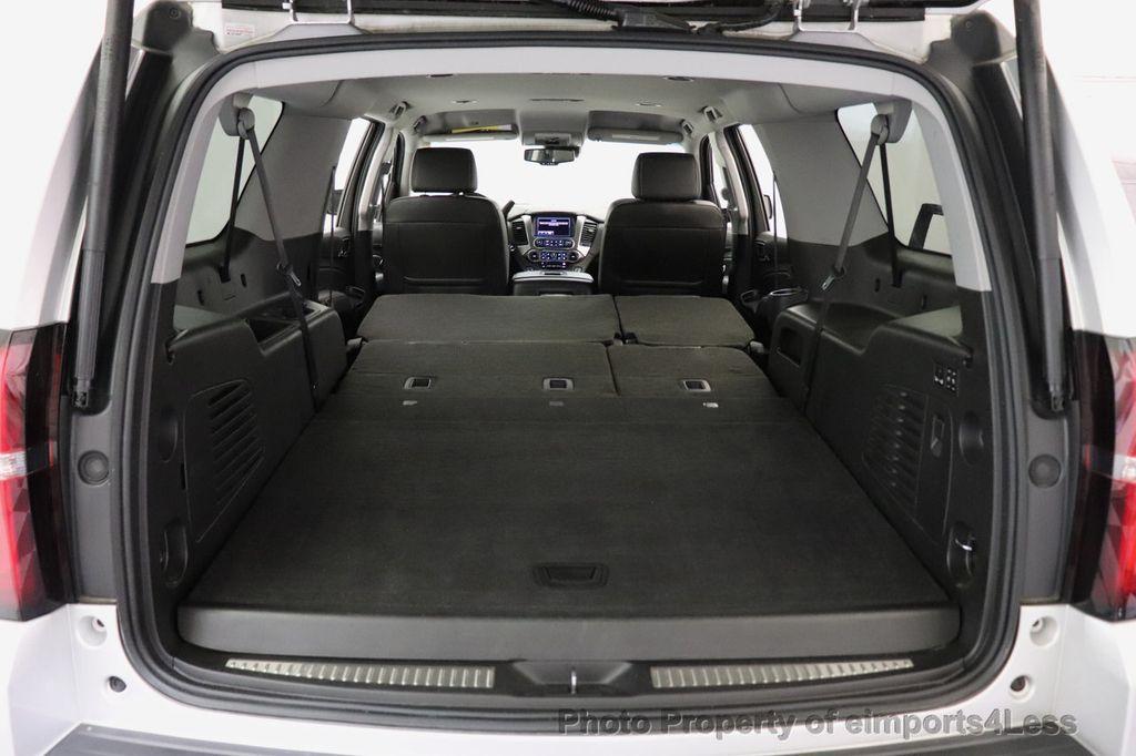 2016 Chevrolet Suburban CERTIFIED SUBURBAN LT V8 4WD 3RD ROW REAR CROSS TRAFFIC - 18373067 - 25