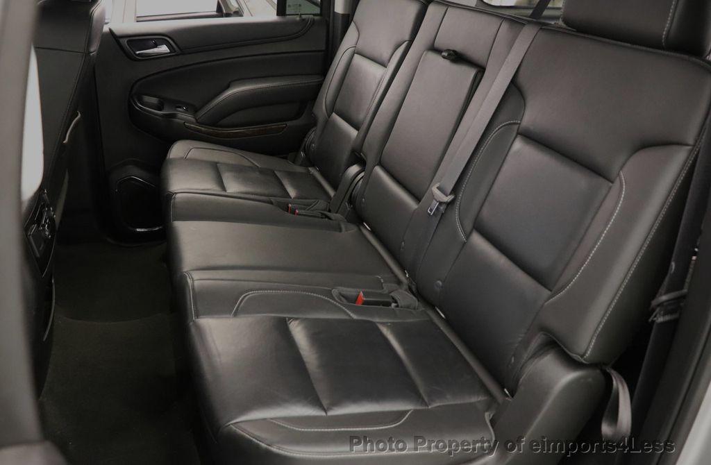 2016 Chevrolet Suburban CERTIFIED SUBURBAN LT V8 4WD 3RD ROW REAR CROSS TRAFFIC - 18373067 - 39