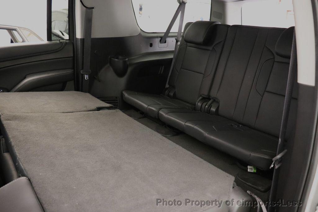 2016 Chevrolet Suburban CERTIFIED SUBURBAN LT V8 4WD 3RD ROW REAR CROSS TRAFFIC - 18373067 - 40