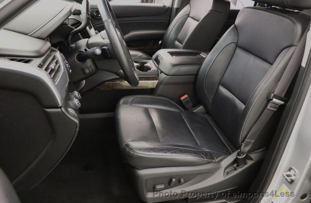 2016 Chevrolet Suburban CERTIFIED SUBURBAN LT V8 4WD 3RD ROW REAR CROSS TRAFFIC - 18373067 - 43