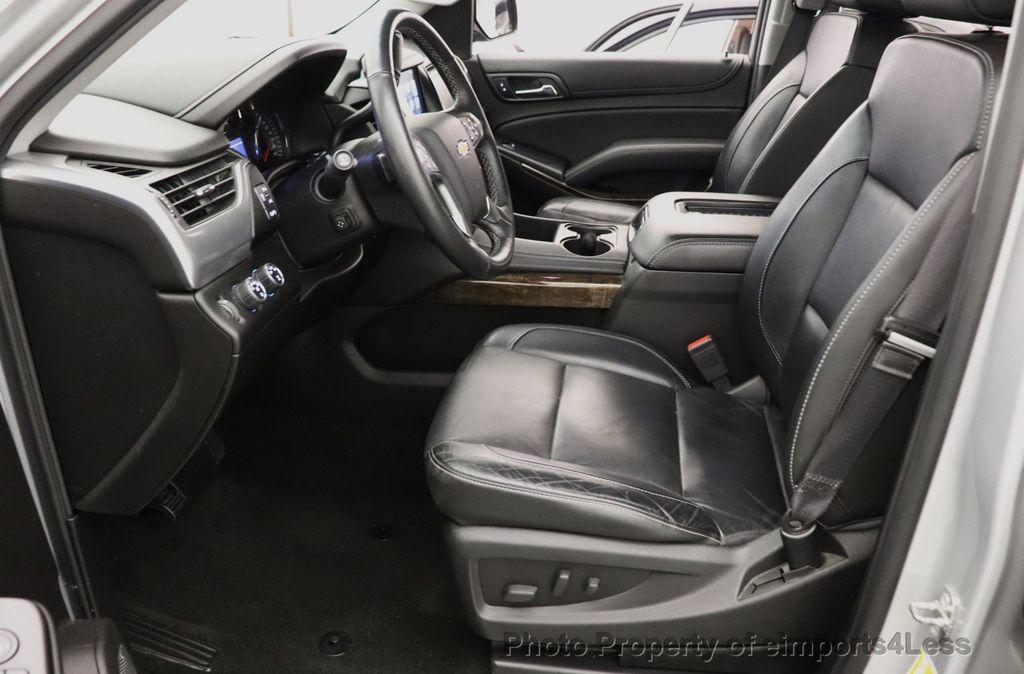 2016 Chevrolet Suburban CERTIFIED SUBURBAN LT V8 4WD 3RD ROW REAR CROSS TRAFFIC - 18373067 - 53