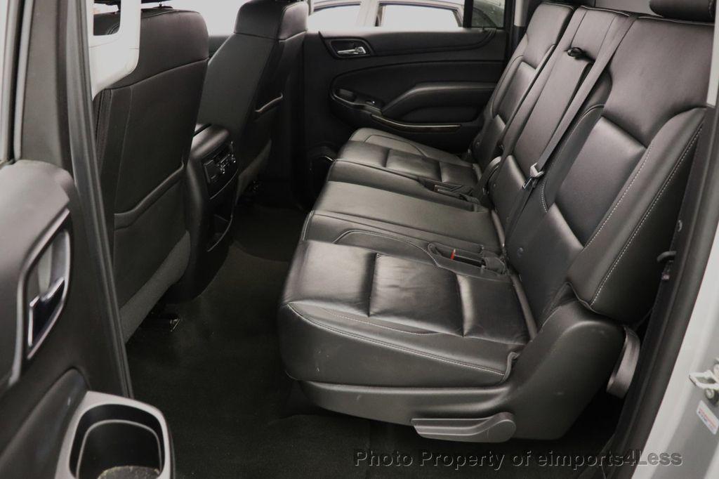 2016 Chevrolet Suburban CERTIFIED SUBURBAN LT V8 4WD 3RD ROW REAR CROSS TRAFFIC - 18373067 - 55