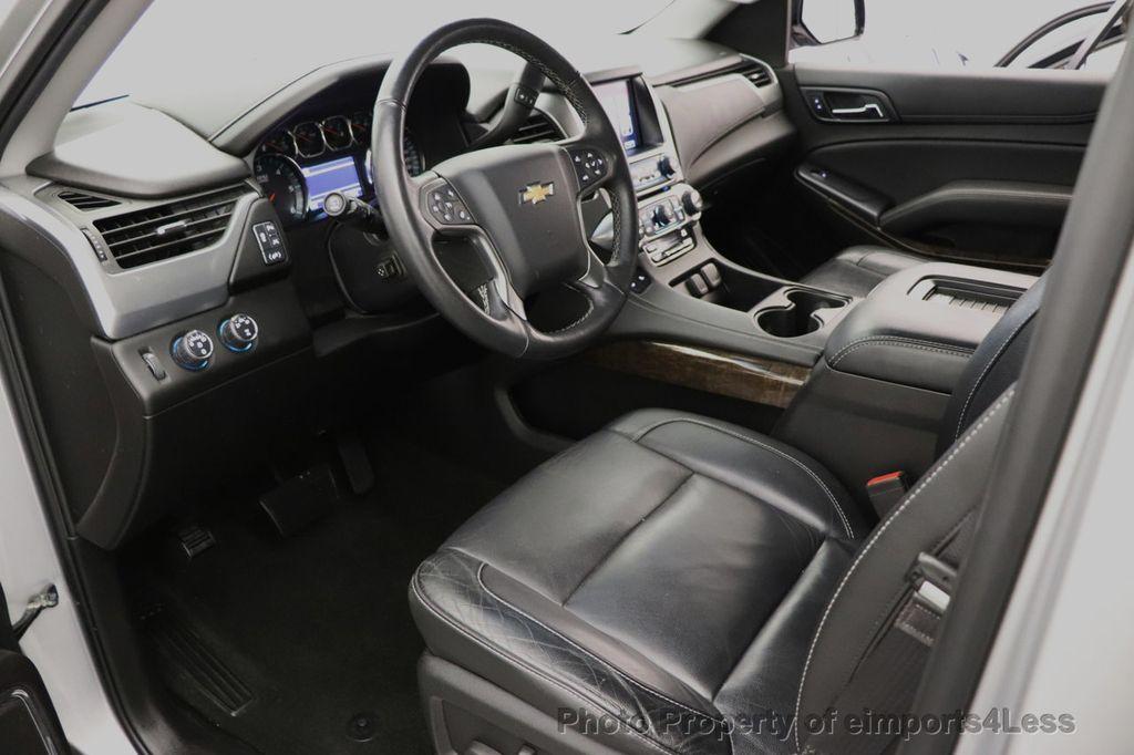 2016 Chevrolet Suburban CERTIFIED SUBURBAN LT V8 4WD 3RD ROW REAR CROSS TRAFFIC - 18373067 - 5