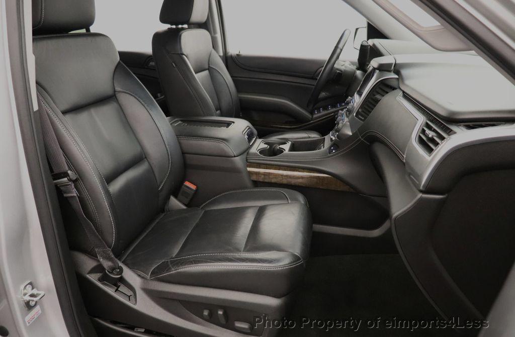 2016 Chevrolet Suburban CERTIFIED SUBURBAN LT V8 4WD 3RD ROW REAR CROSS TRAFFIC - 18373067 - 6