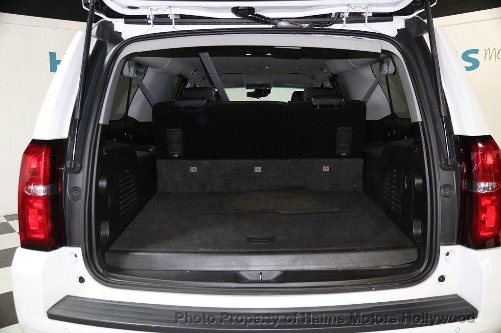 2016 Chevrolet Suburban W/ LEATHER - 17701430 - 9