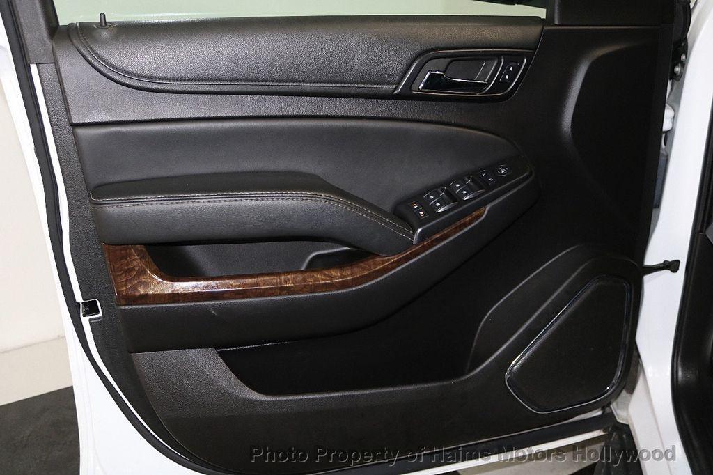2016 Chevrolet Suburban W/ LEATHER - 17701430 - 10
