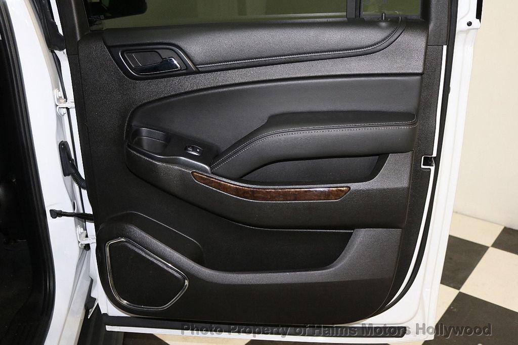 2016 Chevrolet Suburban W/ LEATHER - 17701430 - 12