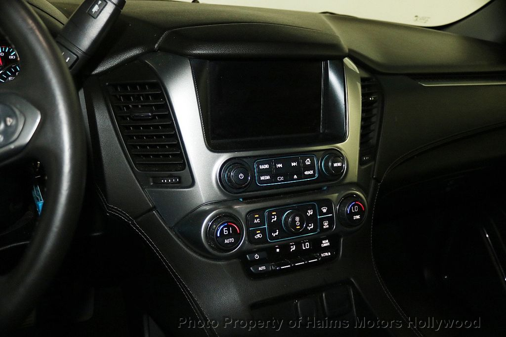2016 Chevrolet Suburban W/ LEATHER - 17701430 - 21