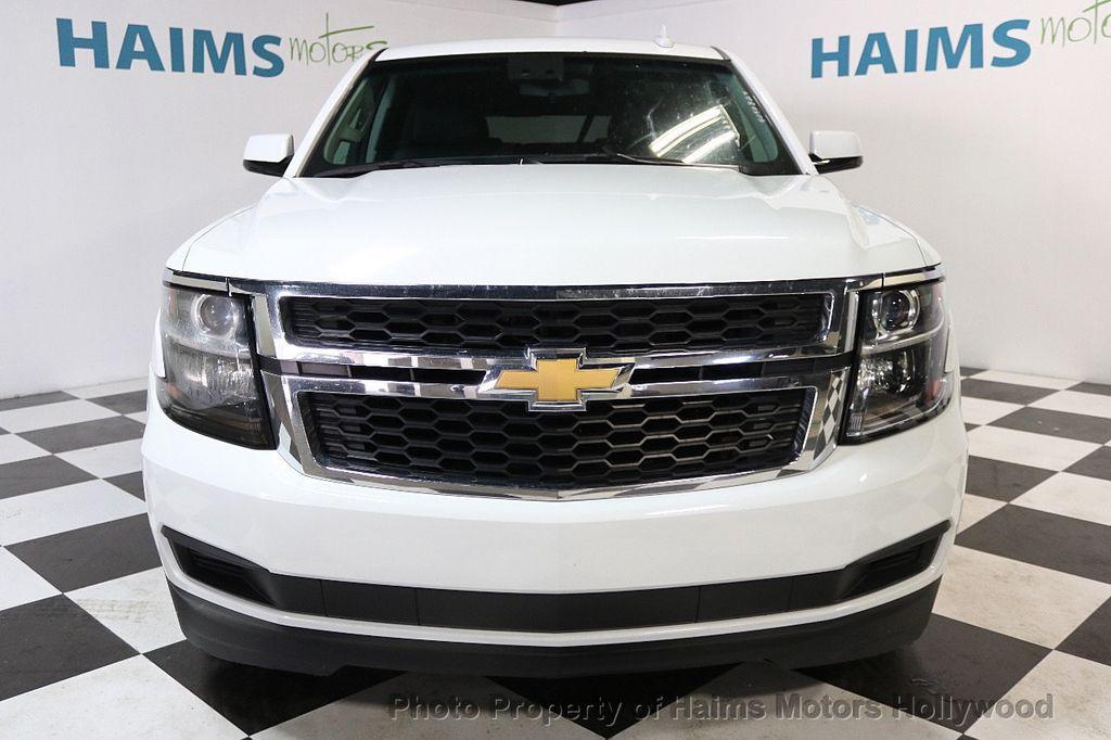 2016 Chevrolet Suburban W/ LEATHER - 17701430 - 2
