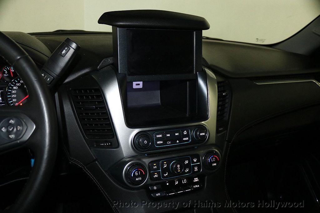 2016 Chevrolet Suburban W/ LEATHER - 17701430 - 30