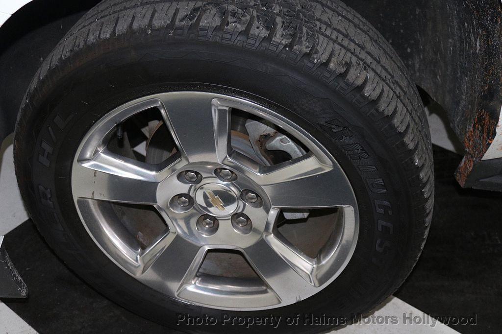 2016 Chevrolet Suburban W/ LEATHER - 17701430 - 31