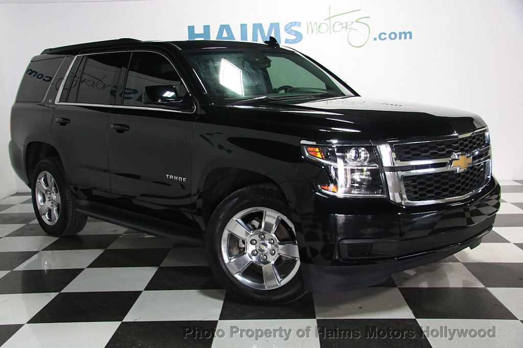 Used 2016 Chevy Tahoe >> 2016 Used Chevrolet Tahoe 2wd 4dr Lt At Haims Motors Serving Fort
