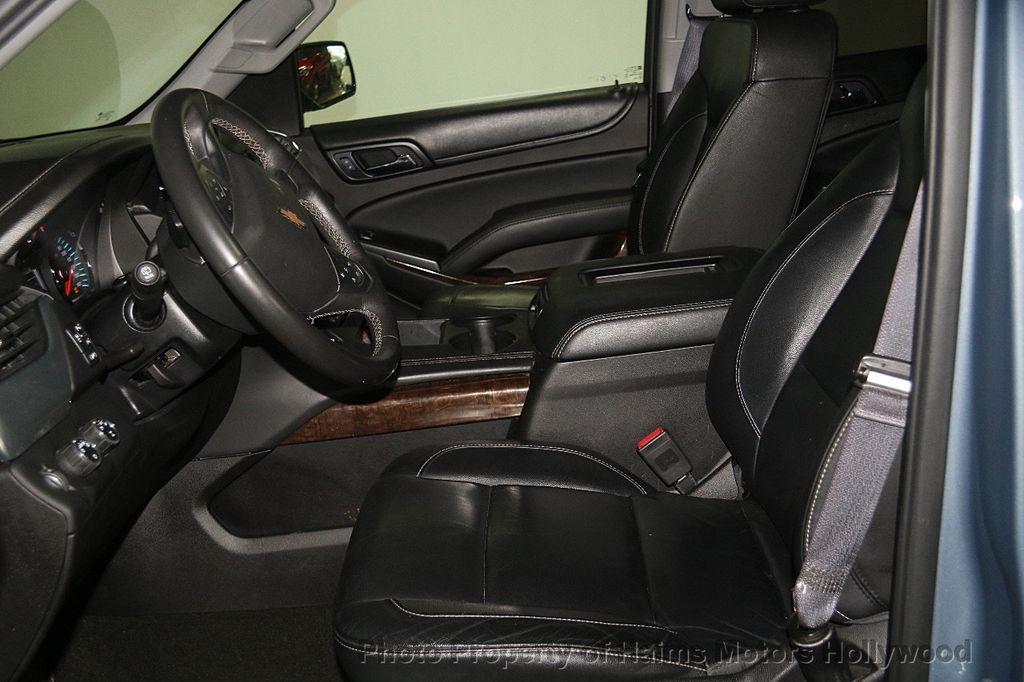 2016 Chevrolet Tahoe 4WD 4dr LT - 17206618 - 19