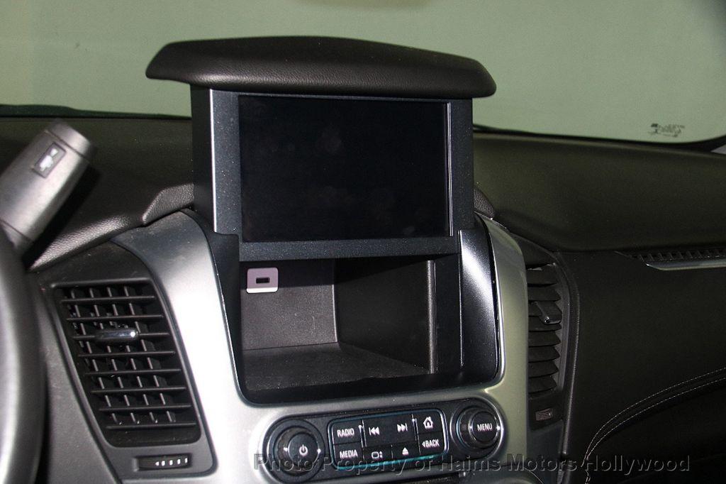 2016 Chevrolet Tahoe 4WD 4dr LT - 17206618 - 22