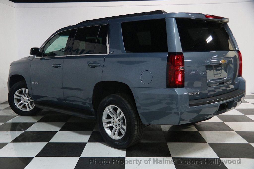 2016 Chevrolet Tahoe 4WD 4dr LT - 17206618 - 4