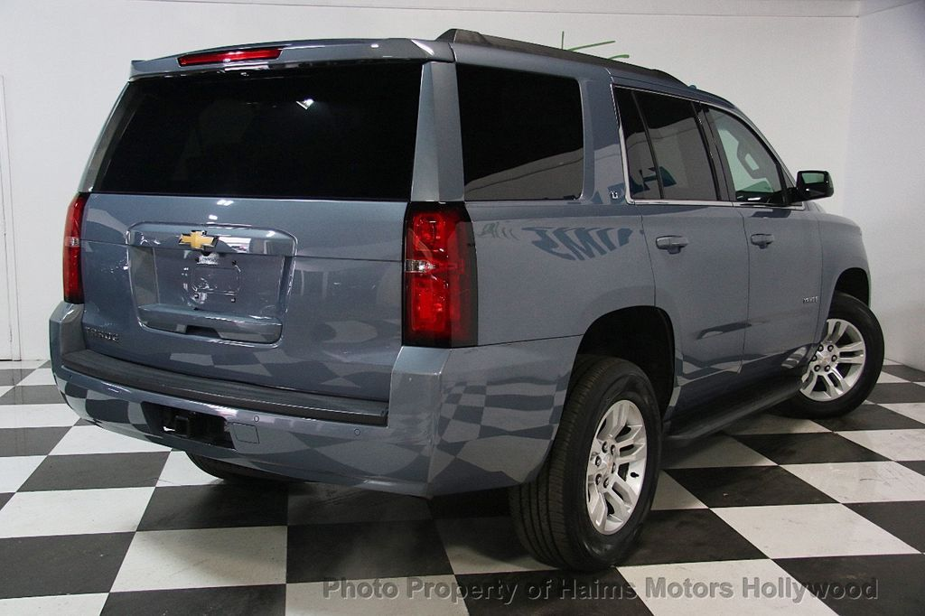 2016 used chevrolet tahoe 4wd 4dr lt at haims motors ft. Black Bedroom Furniture Sets. Home Design Ideas