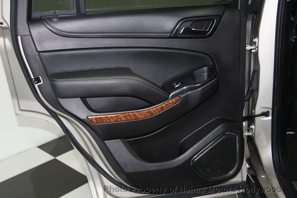 2016 Chevrolet Tahoe 4WD 4dr LTZ - 17100809 - 11
