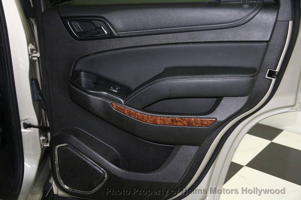 2016 Chevrolet Tahoe 4WD 4dr LTZ - 17100809 - 12