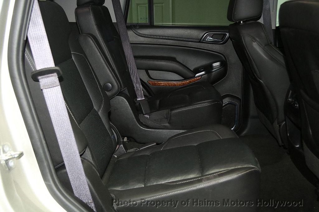 2016 Chevrolet Tahoe 4WD 4dr LTZ - 17100809 - 16