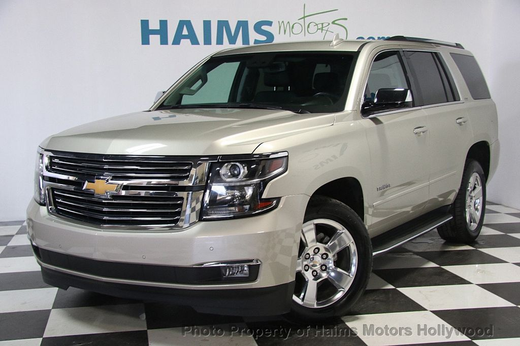 2016 chevrolet tahoe 4wd 4dr ltz suv for sale in hollywood fl 38 977 on. Black Bedroom Furniture Sets. Home Design Ideas