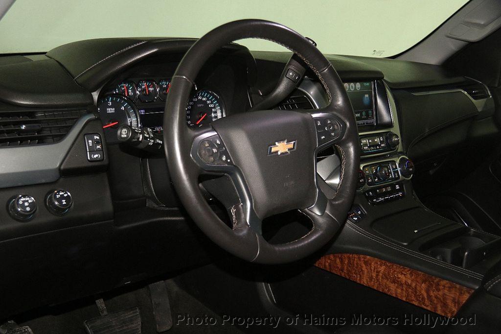 2016 Chevrolet Tahoe 4WD 4dr LTZ - 17100809 - 21