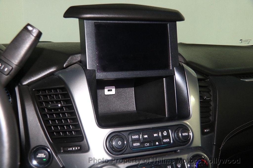 2016 Chevrolet Tahoe 4WD 4dr LTZ - 17100809 - 23