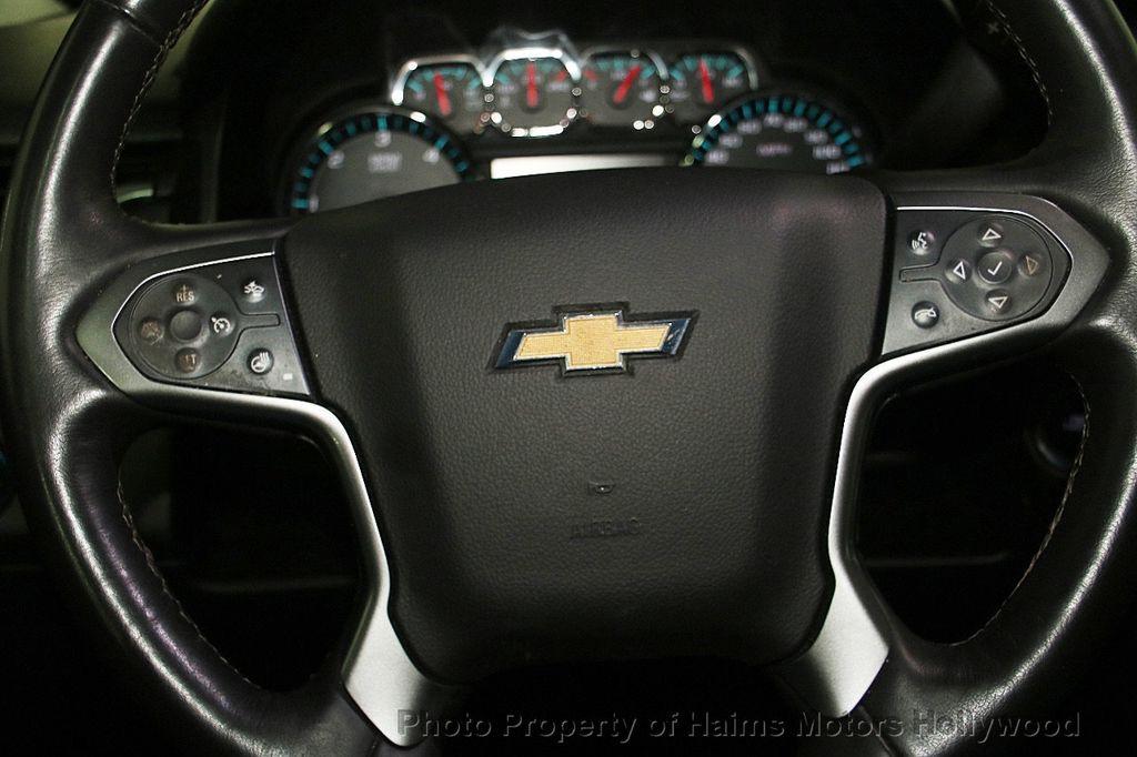 2016 Chevrolet Tahoe 4WD 4dr LTZ - 17100809 - 30