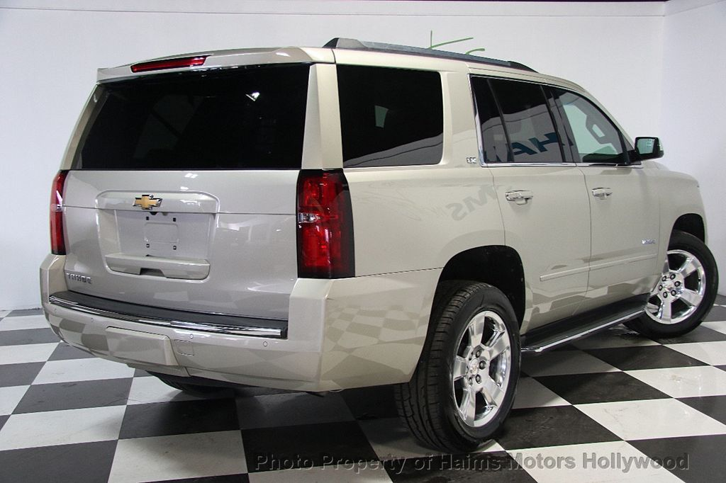 2016 Chevrolet Tahoe 4WD 4dr LTZ - 17100809 - 6