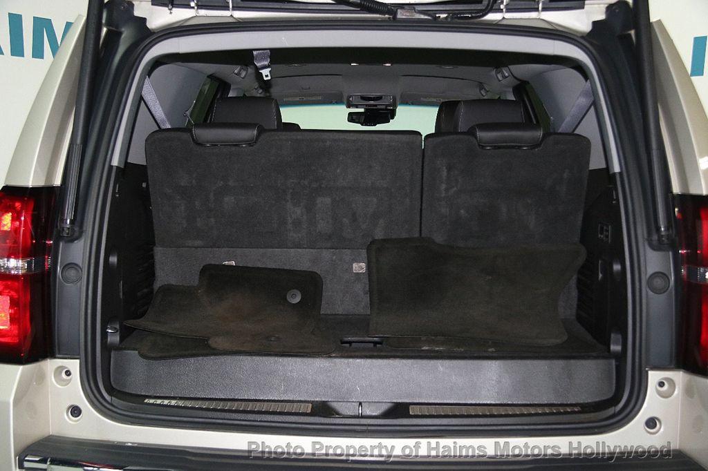 2016 Chevrolet Tahoe 4WD 4dr LTZ - 17100809 - 7