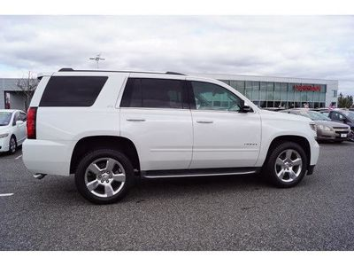 2016 Chevrolet Tahoe 4WD 4dr LTZ SUV - Click to see full-size photo viewer
