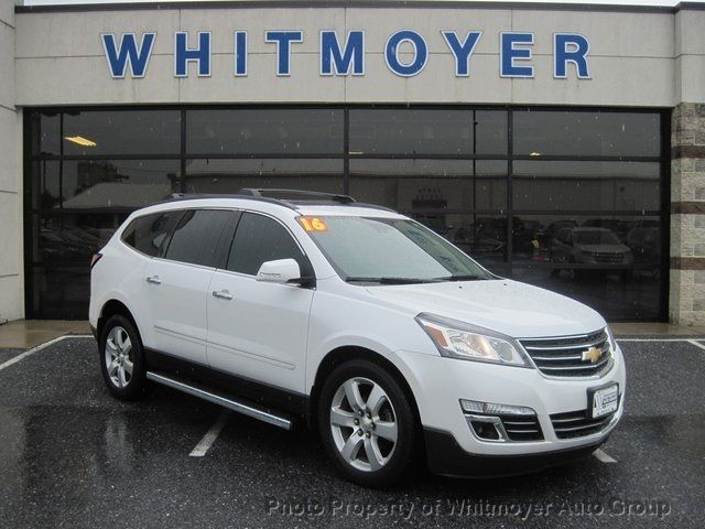 Used Chevy Traverse >> 2016 Used Chevrolet Traverse Awd 4dr Ltz At Whitmoyer Auto Group