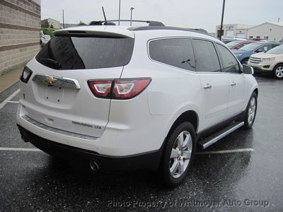 2016 Chevrolet Traverse AWD 4dr LTZ - Click to see full-size photo viewer