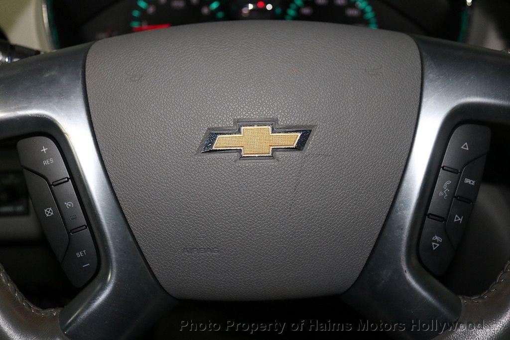 2016 Chevrolet Traverse FWD 4dr LT w/1LT - 18159611 - 27
