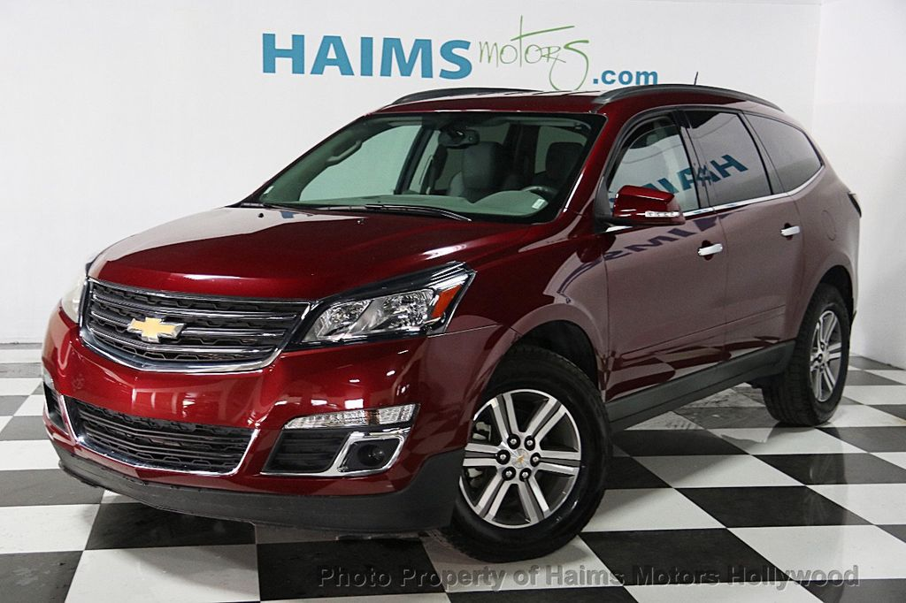 2016 used chevrolet traverse fwd 4dr lt w 2lt at haims motors ft lauderdale serving lauderdale. Black Bedroom Furniture Sets. Home Design Ideas