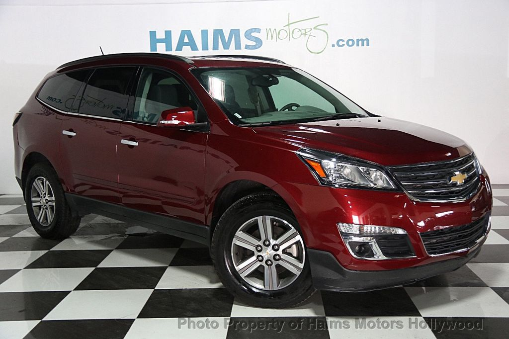 2016 used chevrolet traverse fwd 4dr lt w 2lt at haims motors serving fort lauderdale hollywood. Black Bedroom Furniture Sets. Home Design Ideas