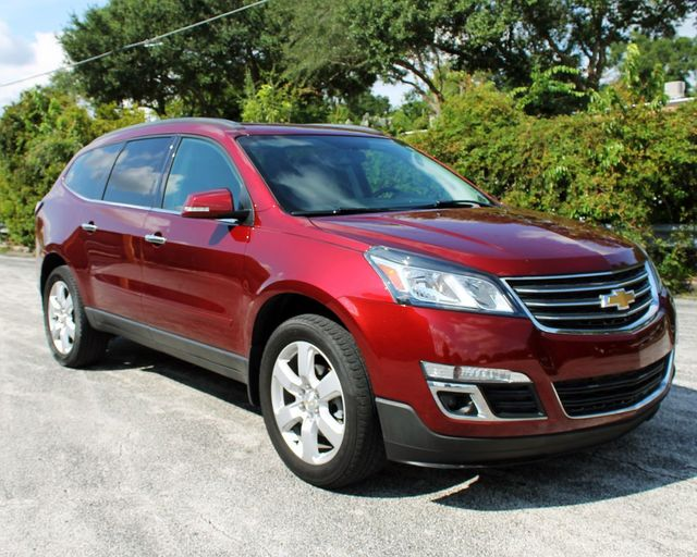 Astounding 2016 Used Chevrolet Traverse Fwd 4Dr Lt W 2Lt At Select Motor Car Serving Gainesville Fl Iid 19262105 Bralicious Painted Fabric Chair Ideas Braliciousco