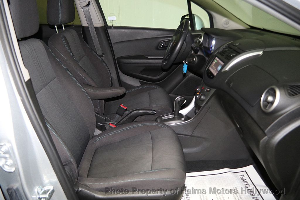 2016 Chevrolet Trax FWD 4dr LT - 16277320 - 12