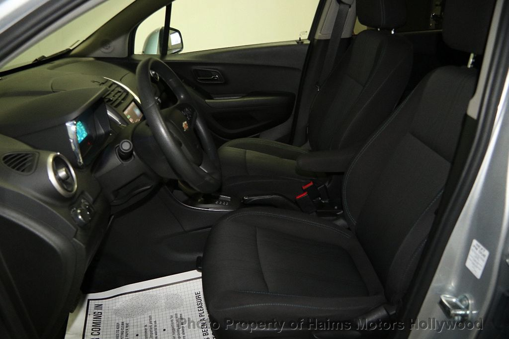 2016 Chevrolet Trax FWD 4dr LT - 16277320 - 15